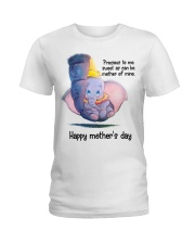 Happy mother's day Ladies T-Shirt thumbnail