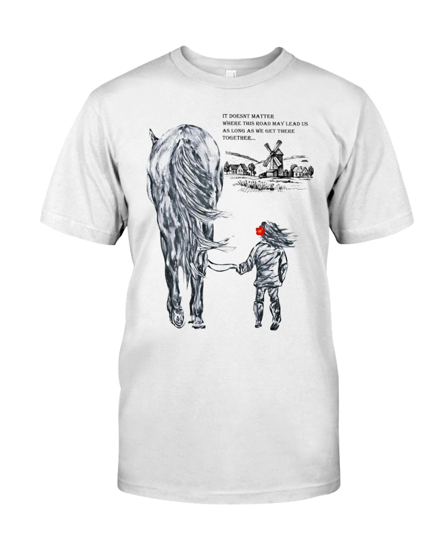 Horse lovers Classic T-Shirt
