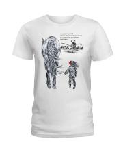 Horse lovers Ladies T-Shirt thumbnail