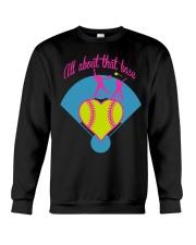 All about that base Crewneck Sweatshirt thumbnail