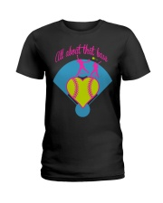All about that base Ladies T-Shirt front