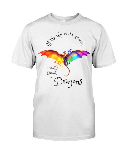 It would dream of dragons