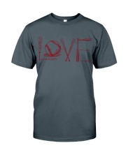 Love softball Classic T-Shirt thumbnail