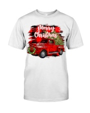 Merry christmas Premium Fit Mens Tee tile