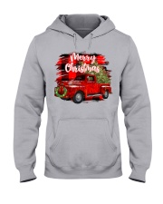 Merry christmas Hooded Sweatshirt thumbnail