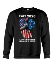 EMT 2020 Crewneck Sweatshirt thumbnail
