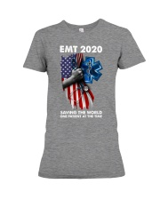 EMT 2020 Premium Fit Ladies Tee thumbnail