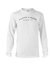 A Latte and Scone Long Sleeve Tee thumbnail
