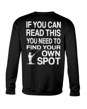 if you can read this you need Crewneck Sweatshirt thumbnail