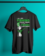 Fishing Everyhwere Classic T-Shirt lifestyle-mens-crewneck-front-3