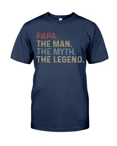 PaPa the man the myth