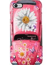 daisy hippie phone case v1 Phone Case i-phone-8-case