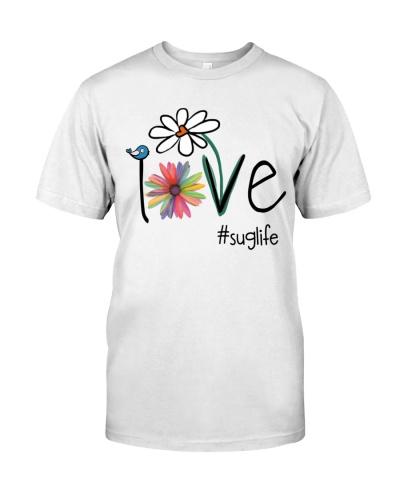 Love Sug Life - Art