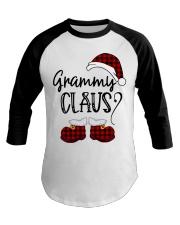 Grammy Claus christmas 2020 Baseball Tee tile