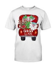 Gigi Claus - Christmas  Classic T-Shirt front