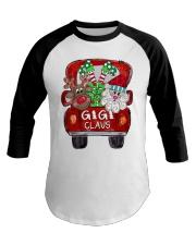 Gigi Claus - Christmas  Baseball Tee tile