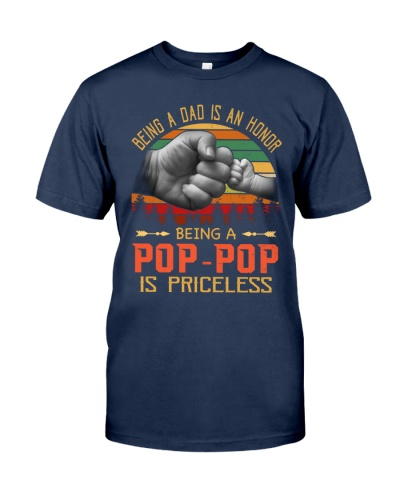 Being a dad is an honor being a Pop-Pop rv1