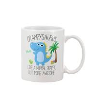 Grampy saurus mug Mug front