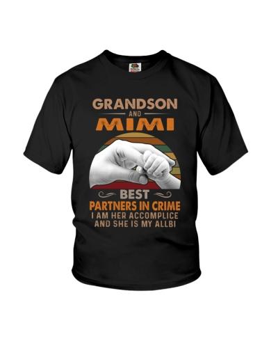 grandson and mimi