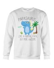 Papa saurus mug Crewneck Sweatshirt tile