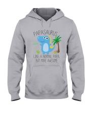 Papa saurus mug Hooded Sweatshirt tile