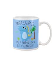 Papa saurus mug Mug tile