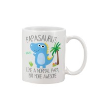 Papa saurus mug Mug front
