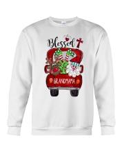 Blessed Grandmama rv5 Crewneck Sweatshirt tile