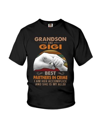 grandson and gigi