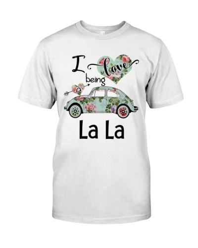 I love being a La La truck rv4