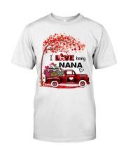 I love being nana gift Classic T-Shirt tile