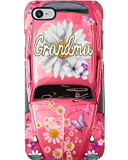 Grandma daisy hippie phone case v1 Phone Case i-phone-8-case