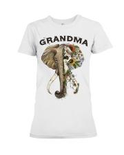 Grandma elephants Premium Fit Ladies Tee tile
