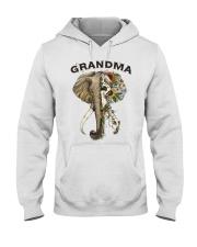 Grandma elephants Hooded Sweatshirt tile
