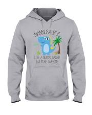 Nannu saurus mug Hooded Sweatshirt thumbnail