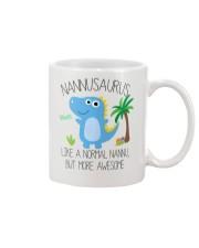 Nannu saurus mug Mug front