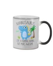 Nannu saurus mug Color Changing Mug thumbnail