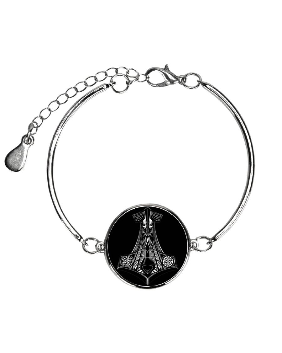 ke Metallic Circle Bracelet