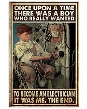 Electrician Once Upon A Time 24x36 Poster front