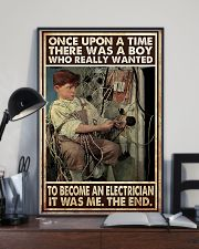 Electrician Once Upon A Time 24x36 Poster lifestyle-poster-2