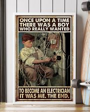 Electrician Once Upon A Time 24x36 Poster lifestyle-poster-4