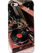 Vinyl Record Player PC PDN-ntv Phone Case i-phone-8-case