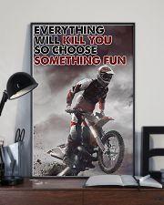 Motocross Choose ST Fun2 24x36 Poster lifestyle-poster-2