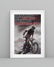 Motocross Choose ST Fun2 24x36 Poster lifestyle-poster-5