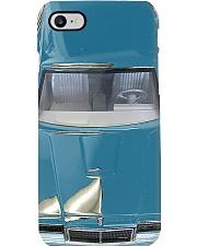 Car Buil Regal 1986 Bright Blue Metallic PDN-pml Phone Case i-phone-8-case