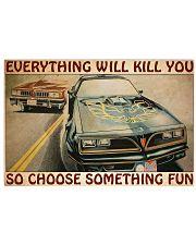 Flm Bandit Choose ST Fun 3 PDN-dqh 36x24 Poster front