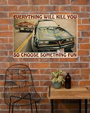 Flm Bandit Choose ST Fun 3 PDN-dqh 36x24 Poster poster-landscape-36x24-lifestyle-20
