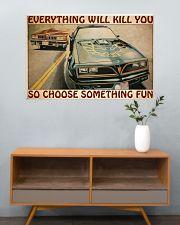 Flm Bandit Choose ST Fun 3 PDN-dqh 36x24 Poster poster-landscape-36x24-lifestyle-21