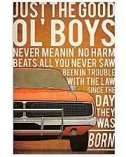 Flm Dukes Ol Boy PDN ngt 11x17 Poster front