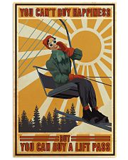 Skiing You Can Buy A Lift Pass PDN-dqh 11x17 Poster front